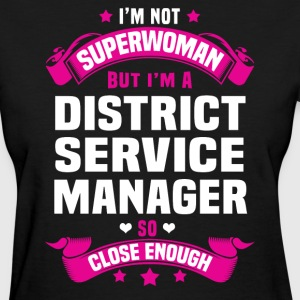 District Service Manager Tshirt - Women's T-Shirt