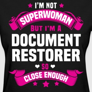 Document Restorer Tshirt - Women's T-Shirt