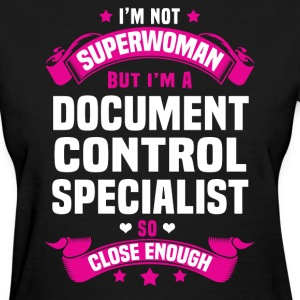 Document Control Specialist Tshirt - Women's T-Shirt