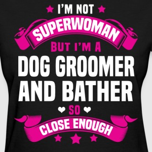 Dog Groomer and Bather Tshirt - Women's T-Shirt