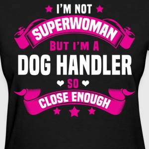 Dog Handler Tshirt - Women's T-Shirt