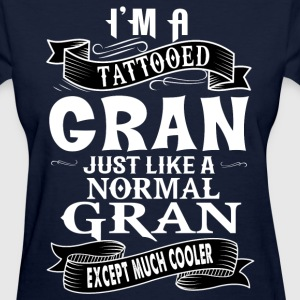 TATTOOED GRAN T-Shirts - Women's T-Shirt