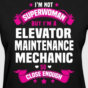 Elevator Maintenance Mechanic Tshirt - Women's T-Shirt