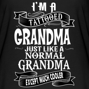 TATTOOED GRANDMA T-Shirts - Women's Flowy T-Shirt