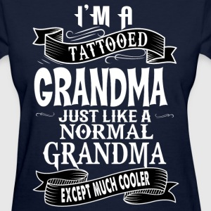 TATTOOED GRANDMA T-Shirts - Women's T-Shirt