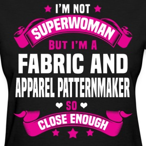 Fabric and Apparel Patternmaker Tshirt - Women's T-Shirt