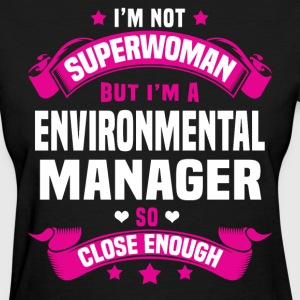 Environmental Manager Tshirt - Women's T-Shirt