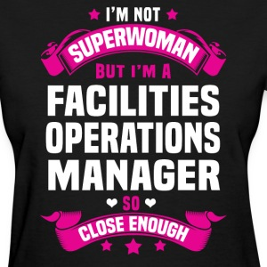 Facilities Operations Manager Tshirt - Women's T-Shirt