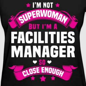 Facilities Manager Tshirt - Women's T-Shirt