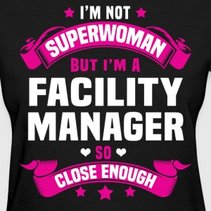 Facility Manager Tshirt - Women's T-Shirt