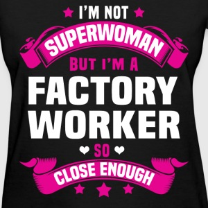 Factory Worker Tshirt - Women's T-Shirt