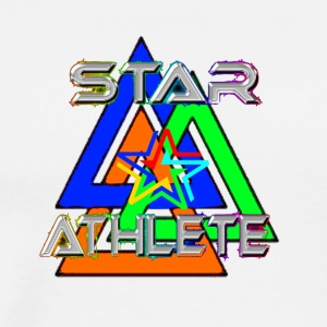 Star Athlete - Men's Premium T-Shirt
