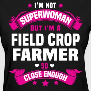 Field Crop Farmer Tshirt - Women's T-Shirt