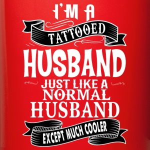 TATTOOED HUSBAND Mugs & Drinkware - Full Color Mug