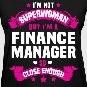 Finance Manager Tshirt - Women's T-Shirt