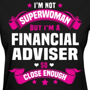 Financial Adviser Tshirt - Women's T-Shirt