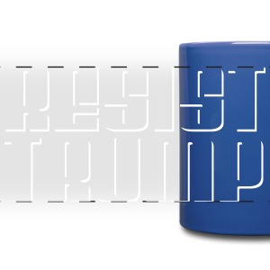 resist Mugs & Drinkware - Full Color Panoramic Mug