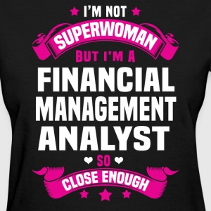 Financial Management Analyst Tshirt - Women's T-Shirt