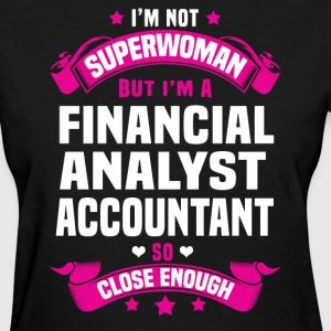 Financial Analyst Accountant Tshirt - Women's T-Shirt