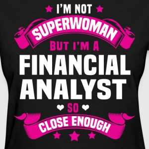 Financial Analyst Tshirt - Women's T-Shirt