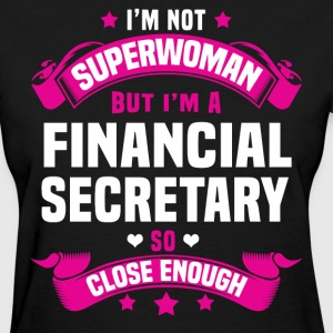 Financial Secretary Tshirt - Women's T-Shirt