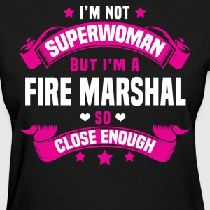 Fire Marshal Tshirt - Women's T-Shirt