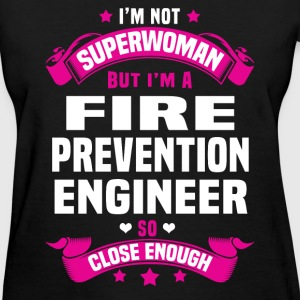 Fire Prevention Engineer Tshirt - Women's T-Shirt