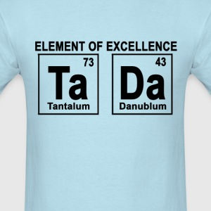 tada_element_of_excellence_ - Men's T-Shirt