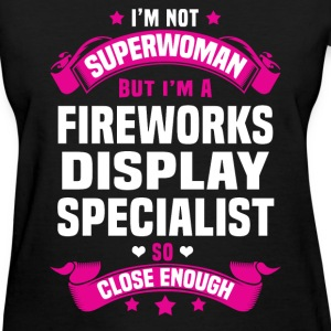 Fireworks Display Specialist Tshirt - Women's T-Shirt