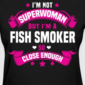 Fish Smoker Tshirt - Women's T-Shirt