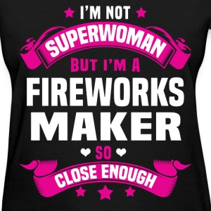 Fireworks Maker Tshirt - Women's T-Shirt