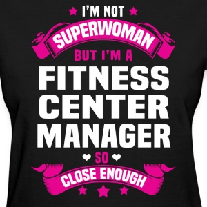 Fitness Center Manager Tshirt - Women's T-Shirt
