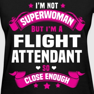 Flight Attendant Tshirt - Women's T-Shirt
