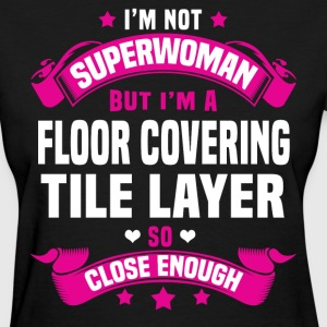 Floor Covering Tile Layer Tshirt - Women's T-Shirt