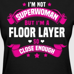 Floor Layer Tshirt - Women's T-Shirt