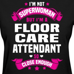 Floor Care Attendant Tshirt - Women's T-Shirt