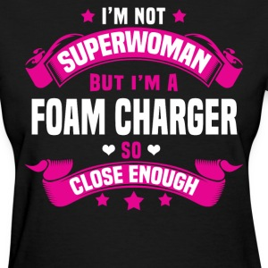 Foam Charger Tshirt - Women's T-Shirt