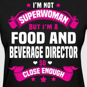Food and Beverage Director Tshirt - Women's T-Shirt