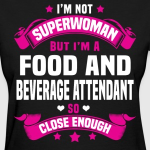 Food And Beverage Attendant Tshirt - Women's T-Shirt