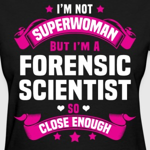 Forensic Scientist Tshirt - Women's T-Shirt