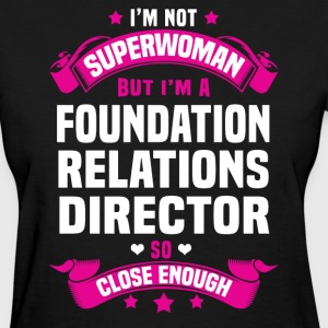 Foundation Relations Director Tshirt - Women's T-Shirt