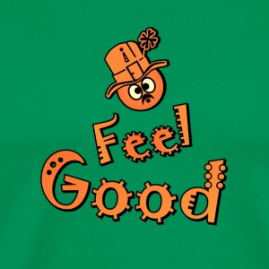 I Feel good - Men's Premium T-Shirt