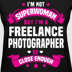 Freelance Photographer Tshirt - Women's T-Shirt