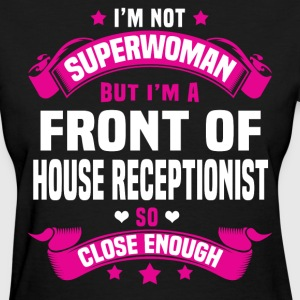 Front of House Receptionist Tshirt - Women's T-Shirt