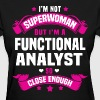 Functional Analyst Tshirt - Women's T-Shirt