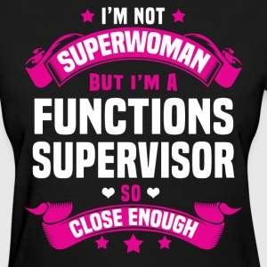 Functions Supervisor Tshirt - Women's T-Shirt