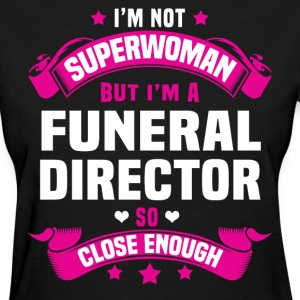 Funeral Director Tshirt - Women's T-Shirt