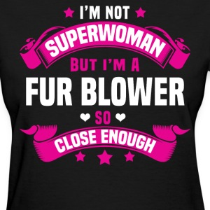Fur Blower Tshirt - Women's T-Shirt