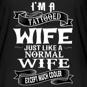 TATTOOED WIFE T-Shirts - Women's Flowy T-Shirt
