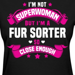 Fur Sorter Tshirt - Women's T-Shirt